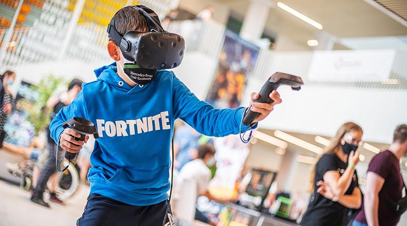 VR programok